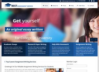 bestassignmentservice screenshot