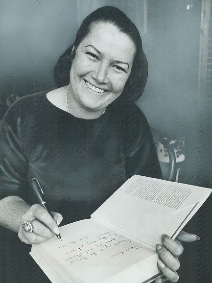 Colleen McCullough - famous australian writer